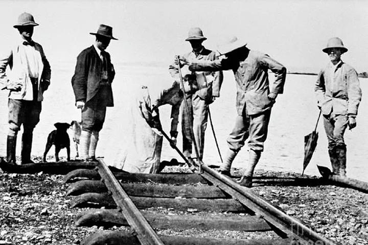 Uganda Kenya Railway
