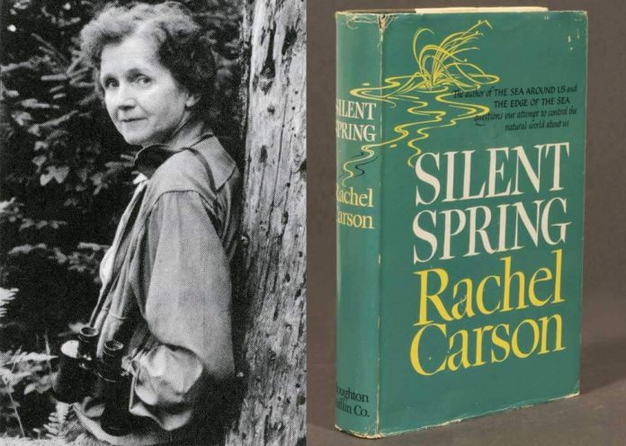 Silent Spring by Carson