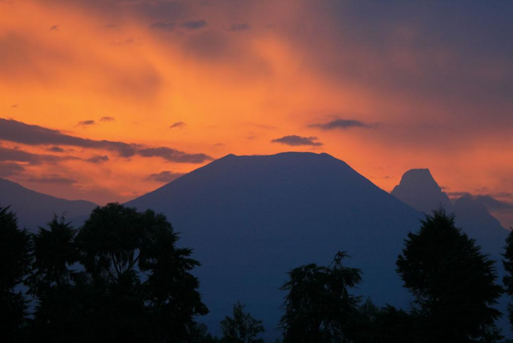 The Volcanoes of Rwanda